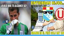 Alianza Lima es víctima de los memes tras perder por goleada ante Sporting Cristal