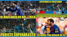 Messi protagonizó los memes tras el triunfo de Barcelona ante Leganés
