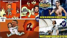 Megaevento de WWE: los mejores memes en la previa al WrestleMania 34