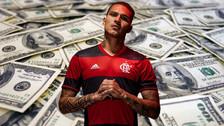 ¿Cuánto pide Paolo Guerrero para renovar con Flamengo?
