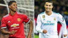Todos lo envidian: el regalo que Cristiano Ronaldo le dio a Marcus Rashford
