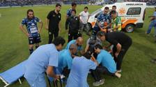 En Argentina: fue por el balón y acabó en el hospital con fractura de cráneo