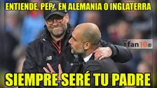 Memes se burlan de Guardiola y la eliminación del Manchester City