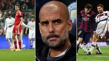Las peores derrotas que ha sufrido Pep Guardiola en su carrera