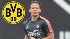 En la mira del Borussia Dortmund: Cristian Benavente llegaría a la Bundesliga