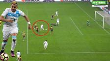 Mira el golazo a lo PlayStation que anotó Dimitri Payet en la Europa League