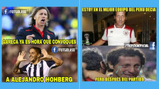 Alejandro Hohberg protagonizó los memes tras el triunfo de Alianza Lima