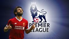 Salah y los jugadores nominados a mejor jugador de la Premier League