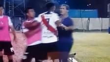 Jugador en Bolivia agredió a su propio entrenador porque lo cambió