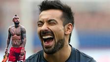 ¿Llega al Mundial? El épico troleo que sufrió Vidal por parte de Lavezzi
