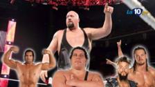 Los luchadores más altos en la historia de la WWE