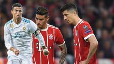 Cristiano Ronaldo y los números que asustan a todos en Bayern Munich