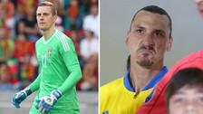 No lo necesitan: jugador sueco no quiere a Ibrahimovic en la selección