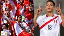 El más pedido: hinchas peruanos quieren a Benavente en Rusia 2018