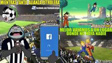 Alianza Lima es víctima de memes tras derrota ante Junior en la Libertadores