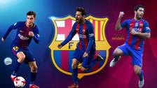 El once de Barcelona para enfrentar a Sevilla en la Copa del Rey