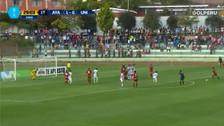 Ante Ayacucho FC: Jersson Vásquez anotó de soberbio tiro libre