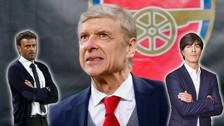Los 5 candidatos para reemplazar a Arsene Wenger en el Arsenal