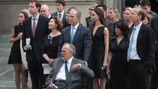Estados Unidos despidió a la ex primera dama Barbara Bush