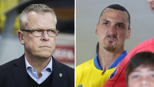 Se acabó la novela: entrenador de Suecia no quiere a Ibrahimovic en el Mundial