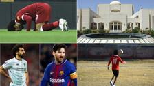 10 cosas que no sabías de la estrella de Liverpool, Mohamed Salah