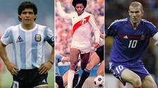 Los 22 jugadores que más tarjetas recibieron en la historia de los Mundiales
