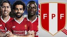 Los tres peruanos que jugaron con el tridente del Liverpool