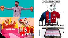Los memes de la previa del duelo entre Bayern Munich y Real Madrid