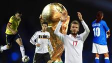 10 estrellas que se perdieron una Copa del Mundo por lesión