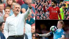 Mohamed Salah y 10 cracks que José Mourinho dejó escapar