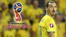 La Federación Sueca confirmó que Ibrahimovic no estará en el Mundial de Rusia