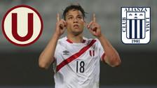 Cristian Benavente no descartó jugar en el fútbol peruano