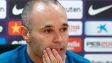 ¡Adiós maestro! Iniesta anunció entre lágrimas su salida de Barcelona