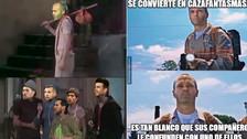 Iniesta protagonizó los memes tras anunciar su salida de Barcelona