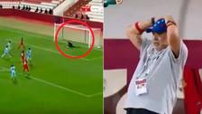 Maradona perdió el ascenso por un blooper del arquero y renunció al Al Fujairah
