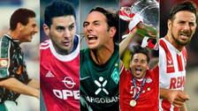 5 momentos de la carrera de Claudio Pizarro en la Bundesliga