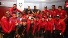 Benavente nombró a sus mejores amigos en la Selección Peruana