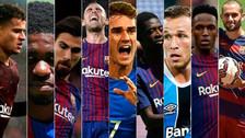 Los cambios que prepara Barcelona de cara a la temporada 2018-19