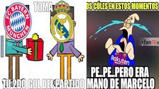 Real Madrid es protagonista de los memes tras derrotar al Bayern Munich