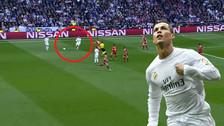 La jugada de lujo de Cristiano Ronaldo ante Bayern Munich por la Champions