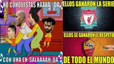 Liverpool es protagonista de memes tras llegar a la final de la Champions