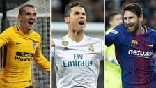 Real Madrid, Barcelona y Atlético: sus camisetas para la temporada 2018-19