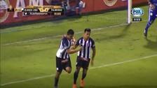 Rinaldo Cruzado anotó el primer gol de Alianza Lima en la Libertadores