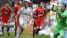 Real Madrid - Liverpool: todos los jugadores que defendieron ambas camisetas