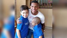 Instagram | El gran gesto de Alberto Quintero con dos niños en Panamá