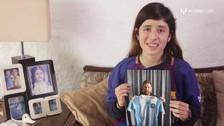 Lionel Messi le cumplió el sueño a joven hincha en Guatemala