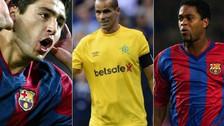 Estas son las leyendas de Barcelona que enfrentarán a sus pares de Perú