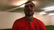 El agradecimiento de Paolo Guerrero a los hinchas tras su regreso