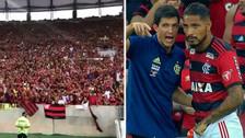 ¡Acabó cao! Paolo Guerrero fue ovacionado tras su regreso a las canchas