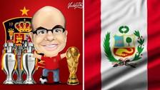 Nuestro hincha: el mensaje de MisterChip por su pronta llegada al Perú